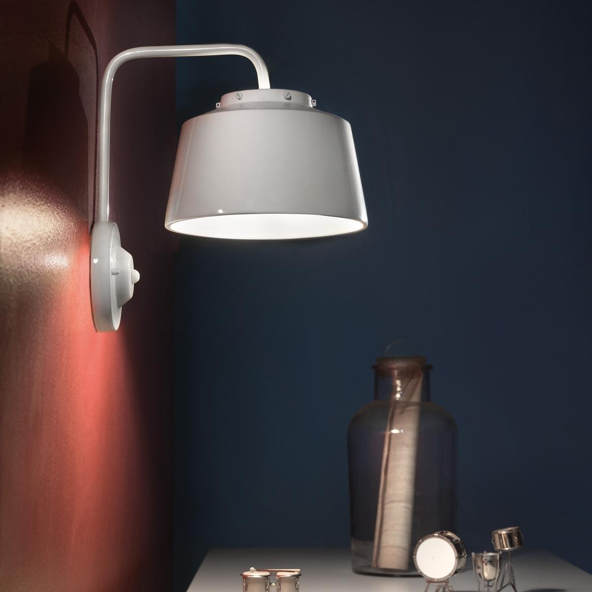 50iger jahre wandlampe for Lampen 50iger jahre