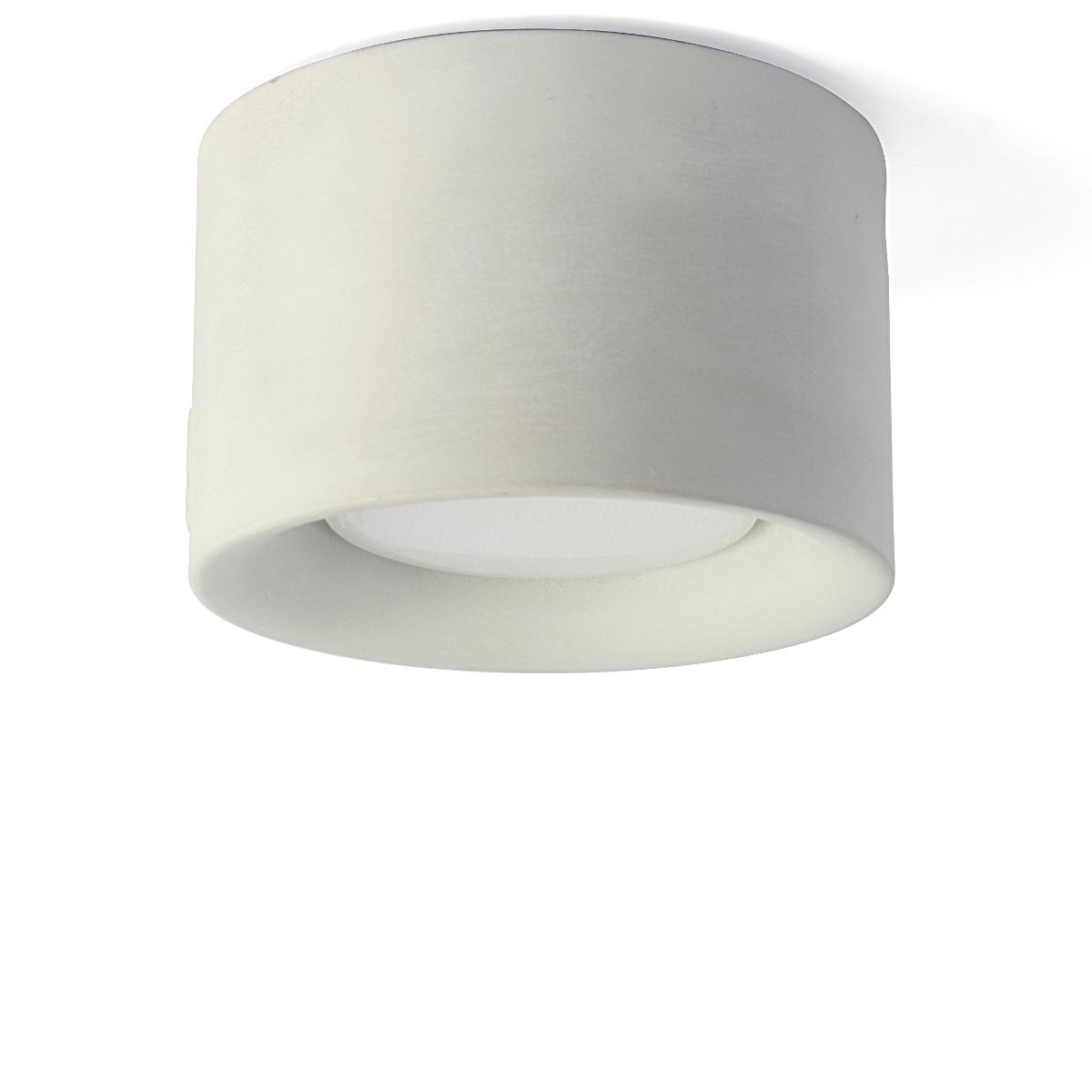 Hochwertig Modell 1: Kleiner Deckenspot In Beton Oberfläche Mit GX53 Leuchtmittel