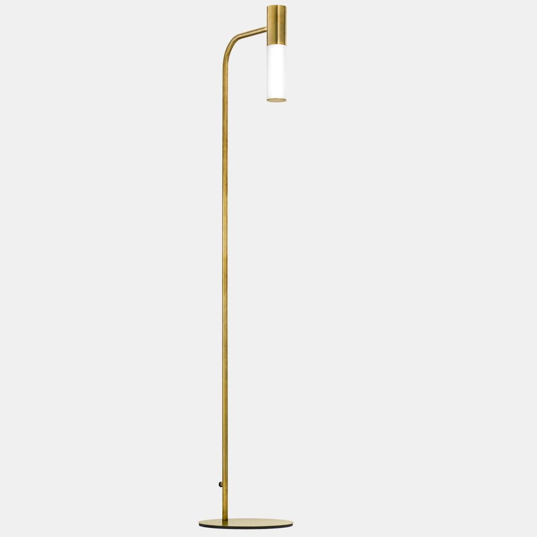 Elegante Art Deco Stehlampe