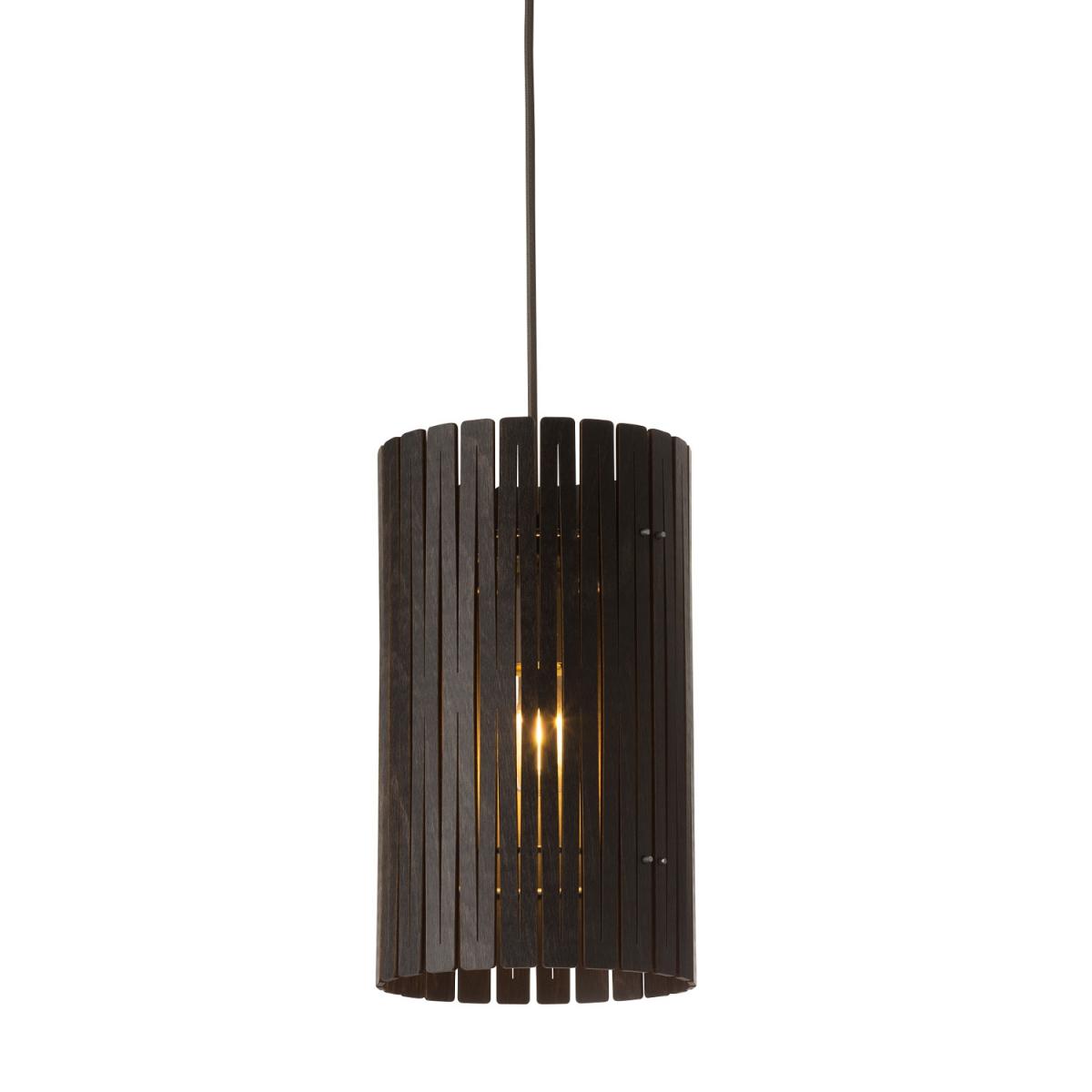 kerflight moderne pendelleuchte aus holzfurnier. Black Bedroom Furniture Sets. Home Design Ideas
