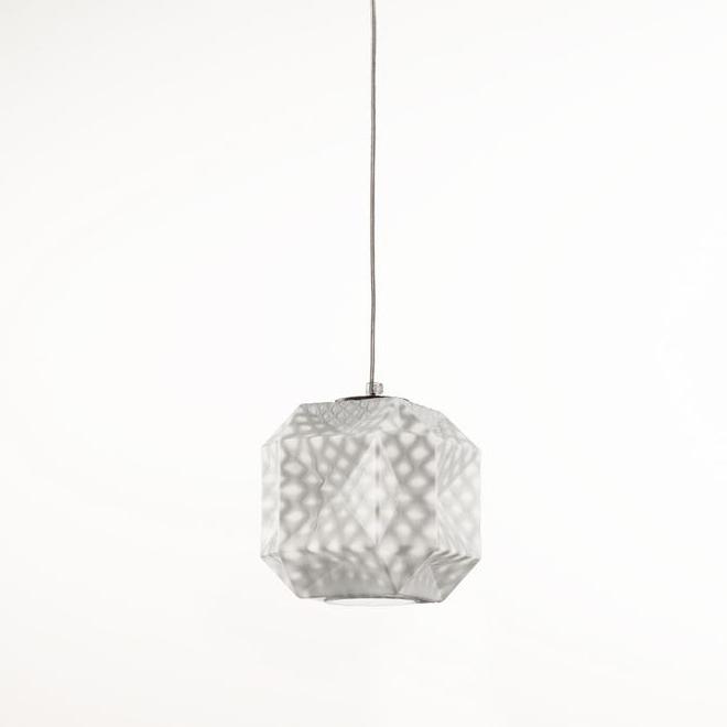 geometrisch rechteckige muranoglas leuchten in drei farben. Black Bedroom Furniture Sets. Home Design Ideas