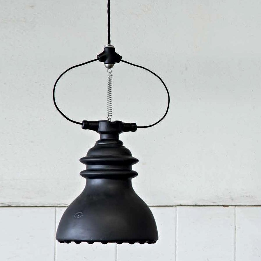 Ausgefallene Pendelleuchten ausgefallene keramikpendelleuchte im industriellen stil