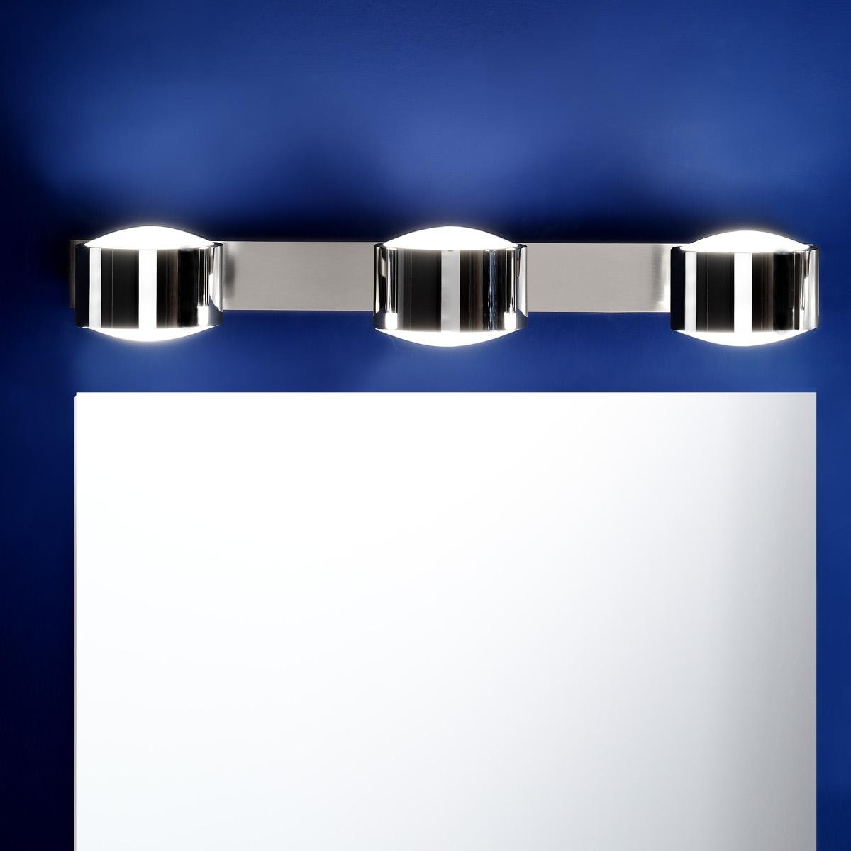 zwei und dreiflammiger up and down wandfluter als spiegellampe oder zur treppenhausbeleuchtung. Black Bedroom Furniture Sets. Home Design Ideas
