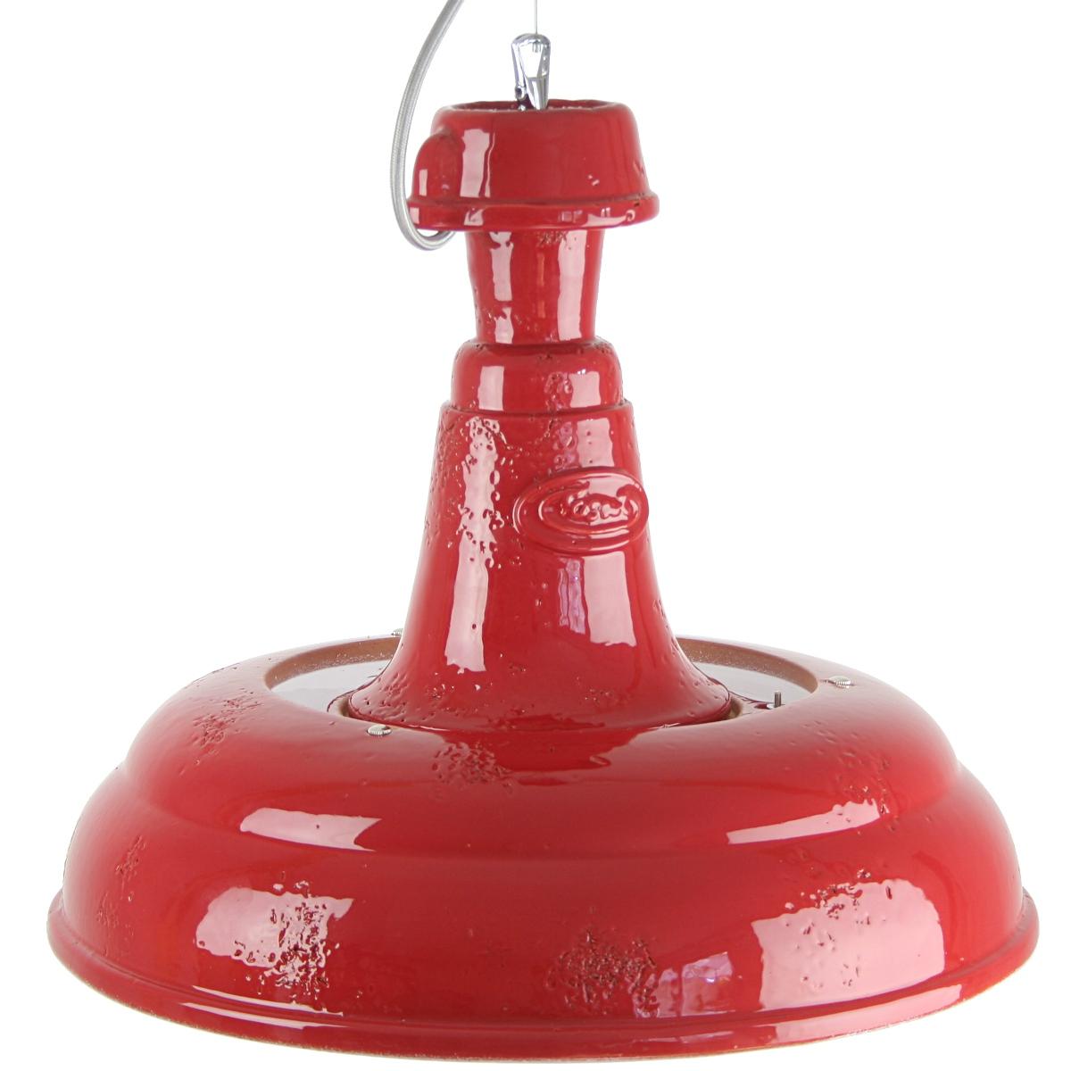 Moderne fabriklampe im klassischen industriestil for Pendelleuchte industriedesign
