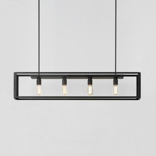 zeitlos elegante glaskastenleuchte zur tischbeleuchtung. Black Bedroom Furniture Sets. Home Design Ideas
